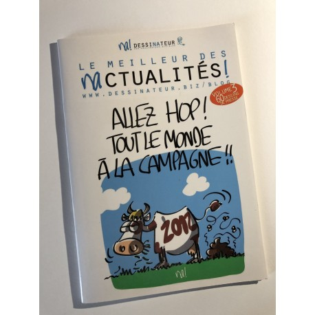 livre «les meilleurs des nactualités volume 3»